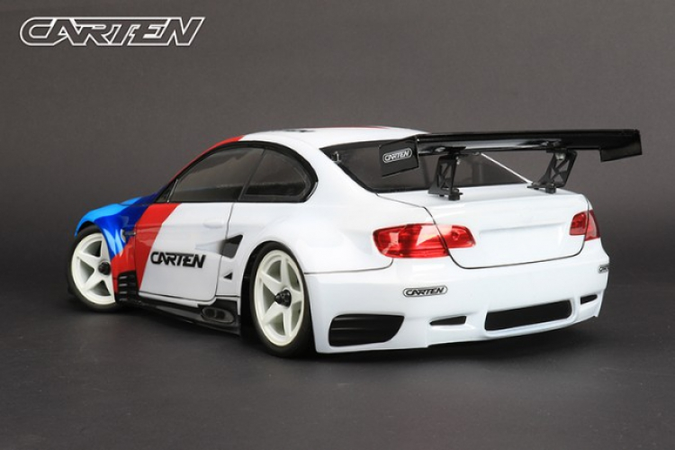 M3 GT2 Clear Body (257mm)