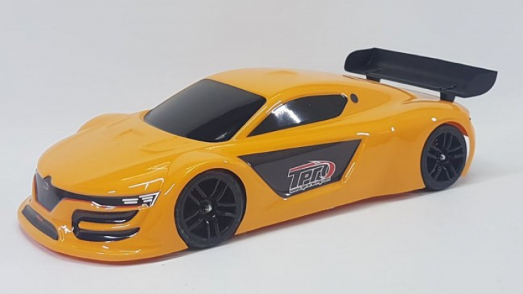 TPRO GT3 Touring Car Clear Body (257mm)