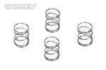 Shock Spring Blue-Hard (4PCS)